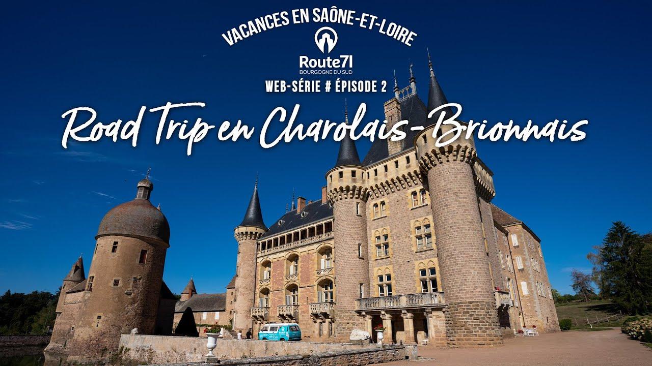 Road trip en Charolais-Brionnais : web série épisode 2