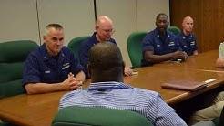 JAXPORT Recognizes U.S. Coast Guard During LNG Summit in Jacksonville
