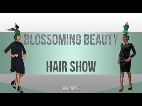Blossoming Beauty Hair Show, March 2017