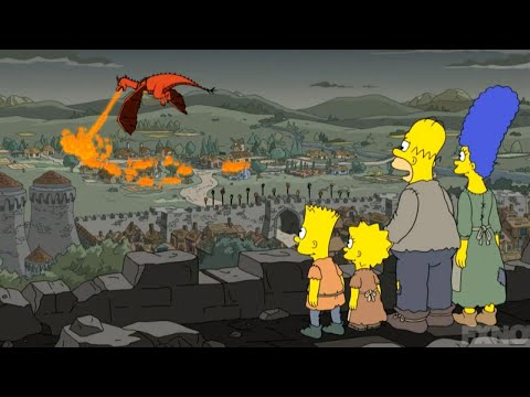 The Woody Show - Did 'The Simpsons' Episode Predict 'Game of Thrones' Plot?