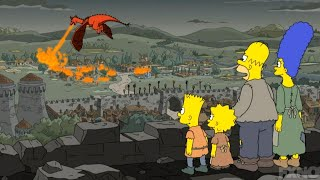 Did 'The Simpsons' Episode Predict 'Game of Thrones' Plot?