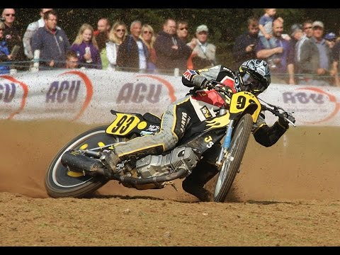 Champion Of Champions Grasstrack 2016 - The Solo Races