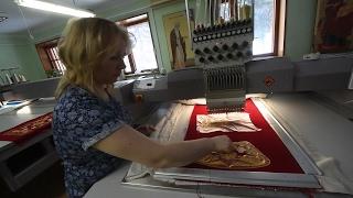 """Корреспонденты """"Комсомольской правды"""" посетили цеха и музей производителя церковной утвари """"Софрино"""""""