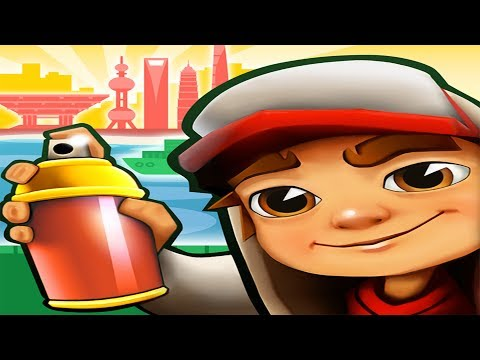 Subway Surfers Shanghai Android Gameplay