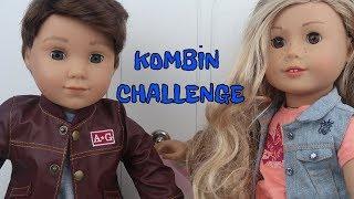 American Girl Oyuncak Bebekler Kombin Challenge Tibet 4 Yeni Kıyafet Challenge Bidünya Oyuncak