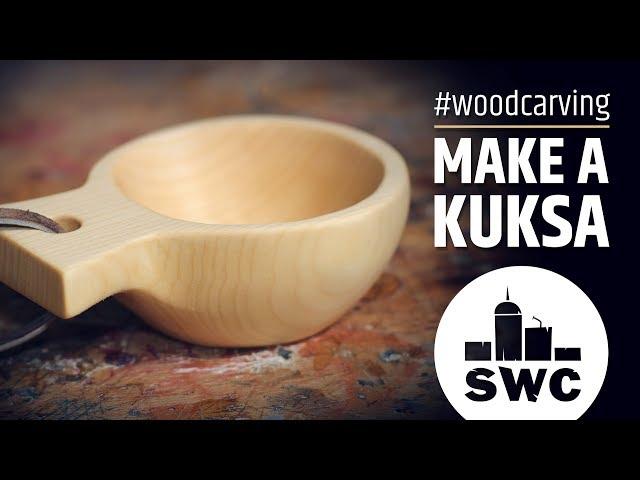 The making of my kuksa mug