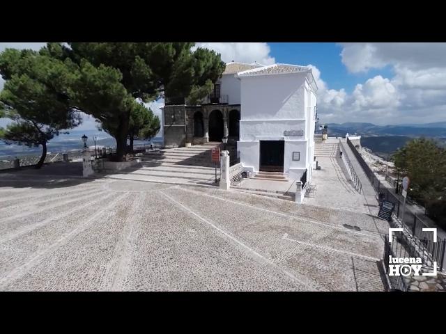 """VÍDEO: """"Tu historia"""" gestionará las visitas a la Casa de la Virgen y el Santuario de Aras"""