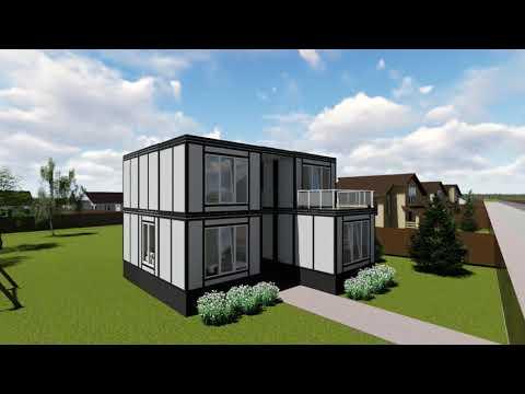 Технология модульного строительства | Модульные дома