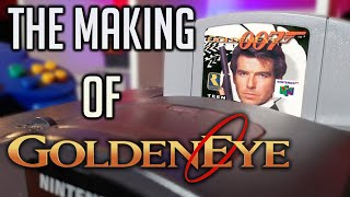 The Making Of The N64 Classic GoldenEye | A 90s Gaming Masterpiece