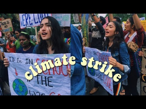 Trying To Pull An All-nighter, Striking For Climate, Bihar Floods #ZoVlogs