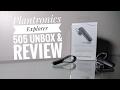 Unboxing Plantronics Explorer 505 Bluetooth Headset