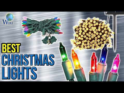 10 Best Christmas Lights 2017