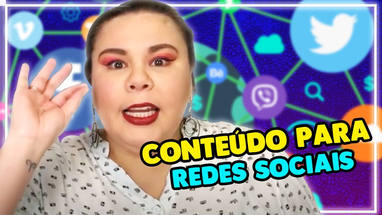10 DICAS para CRIAR CONTEÚDO nas REDES SOCIAIS | Lívia Lamblet