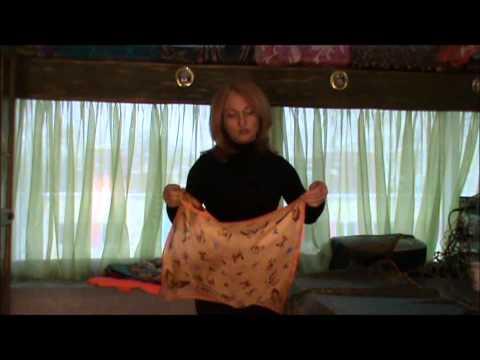 Платок на шею - Каре Hermès платки на шею