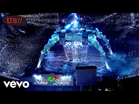 U2  City Of Blinding Lights U2 360�