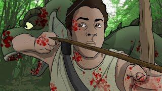 The Hunter Primal - T-Rex Hunt & Raptor Attacks! (Funny Moments)