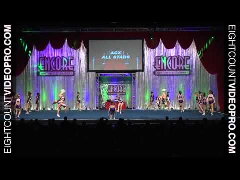 ACX Divas Senior Level 4