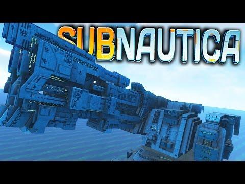 DISABLING THE PRECURSOR GUN, SEPTIC EYE MACHINE - Subnautica Precursor Update