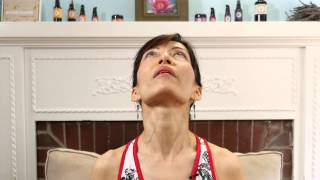 Face Yoga - The Double Chin Lift