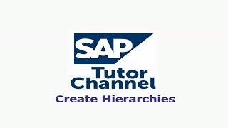 إنشاء التسلسلات الهرمية في SAP BI