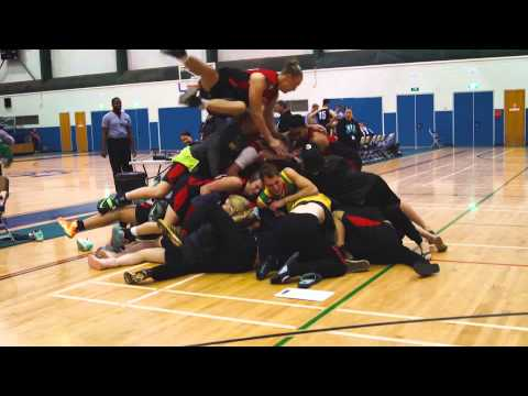 Northern UniGames 2015 (Griffith University Gold Coast)