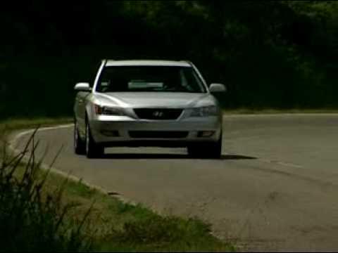 Motorweek Video of the 2006 Hyundai Sonata
