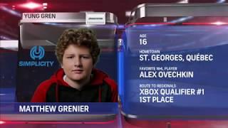 YungGren: NHL Gaming World Championship Regional Qualifiers
