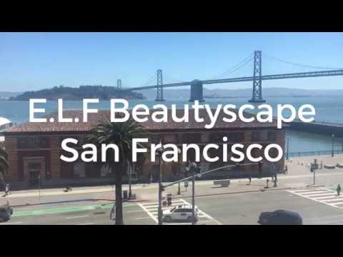 E.L.F Cosmetics Beautyscape Weekend: San Francisco