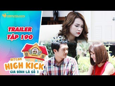 Gia đình là số 1 sitcom  Trailer tập 190: Đức Phúc quyết định cầu hôn Diệu Hiền mặc Kim Chi đau khổ?