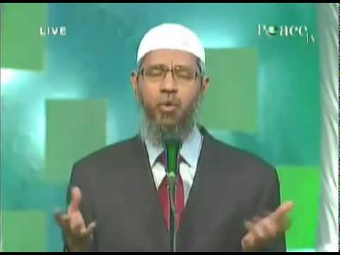16 Two waters do not mix - Exposing Dr Zakir Naik (Oxford university) [MIRROR]