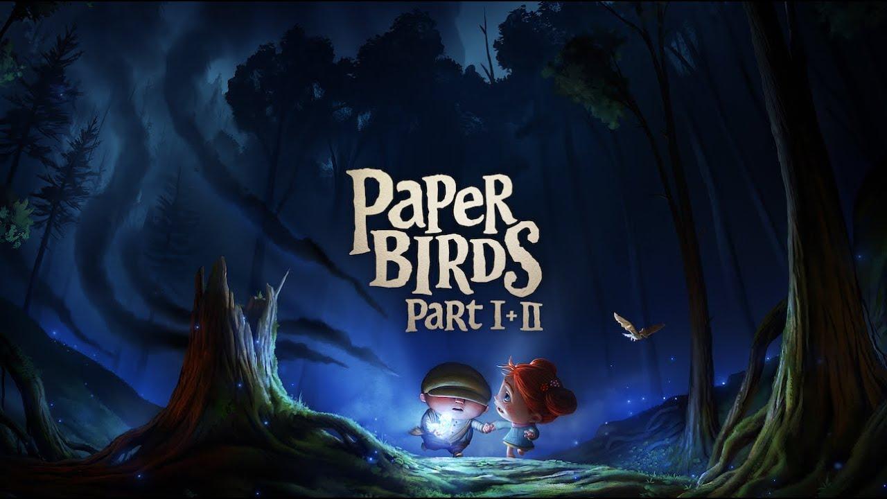 Descopera un nou film Paper Birds pentru Oculus Quest, cu vocile lui Edward Norton si Joss Stone