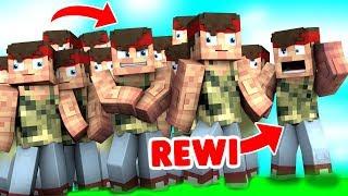 REWI richtig FETT GETROLLT - ER BANNT MICH!!! 😅 | Minecraft Hide and Seek