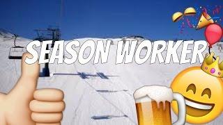 Ski Resorts - WORKING at a SKI RESORT!? Watch this video!