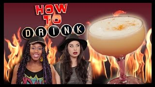 The Hot Toddler: A Spicy Smash Cocktail Recipe! - How To Drink
