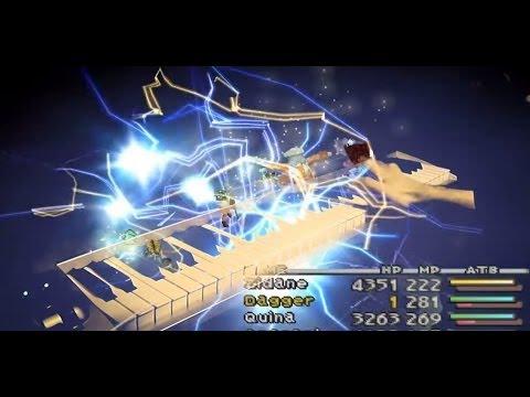 The Epic Final Fantasy IX Medley 【PART 1】