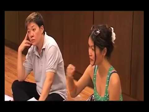 Fang Chyi 方琪  |  2009 I Have A Date With Spring The Musical: Rehearsal