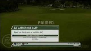 Tiger Woods PGA Tour 2009 - New Trailer + New Features (PS3)