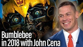 Bumblebee Movie in 2018 With Kubo Director And John Cena