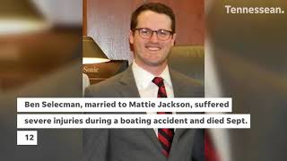 Alan Jackson's son-in-law dies after boating accident in Florida