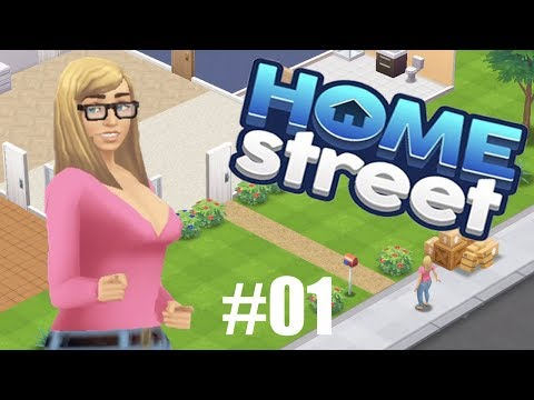 Home Street - First 45 Minute Play Through - Gameplay Part 01 - iOS