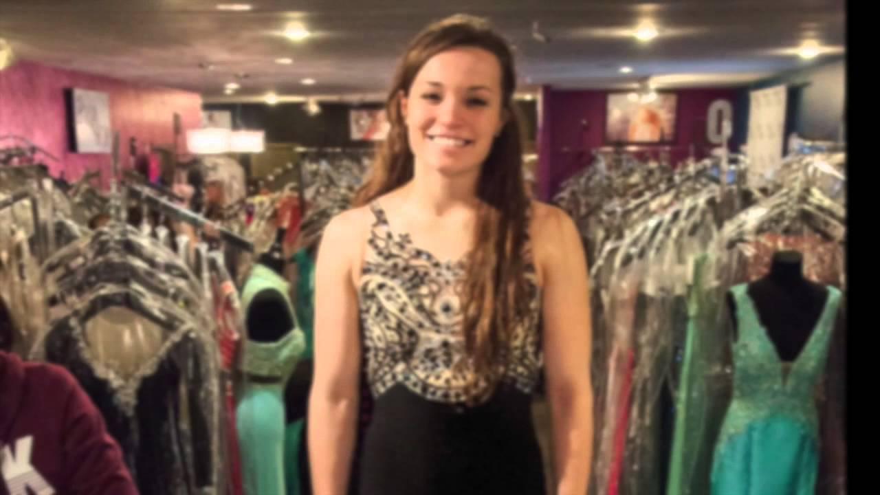 1cc18d1599ece Let s Talk Prom  Black Prom Dresses - YouTube