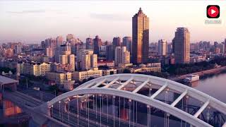 Harbin, the northernmost city in China