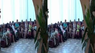 Свадьба Александ и Анастасия в формате 3D stereo