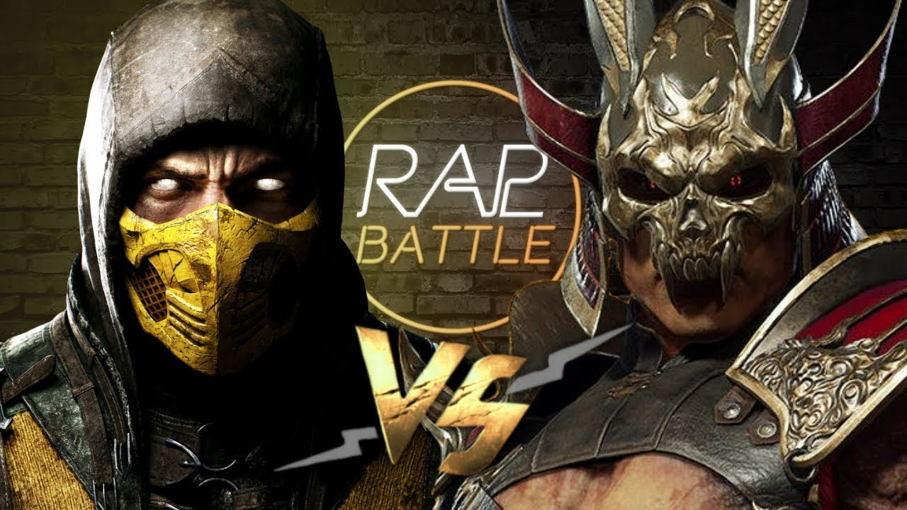 Рэп Баттл - Скорпион vs. Шао Кан (Scorpion vs. Shao Kahn)
