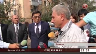 Ремонт теплосетей в Алматы срывают подрядчики