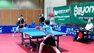 Matan vs Croatie EYC 2010 set 1