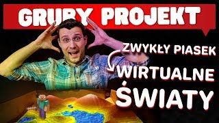 Gruby Projekt - WIRTUALNA RZECZYWISTOŚĆ W TWOIM DOMU - zaoszczędziliśmy 20.000 zł !!