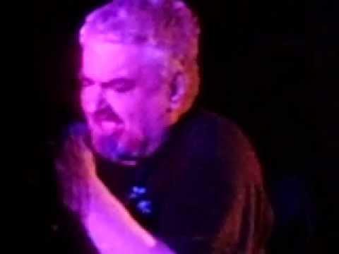 Daniel Johnston - Mountain Top - live Valencia 20-04-12