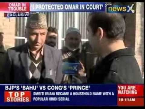 NC leader 'implicates' Omar Abdullah