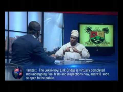 Works and Infrastructure in Lagos State